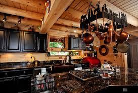 black kitchen cabinets in log cabin kitchen cabinets in log homes katahdin cedar log homes