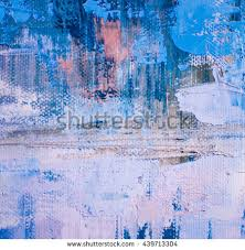hand drawn oil painting abstract art stock illustration 517028587