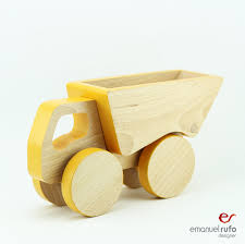 toddler toy car wooden dump truck push toy car u2013 toddler birthday gift boy