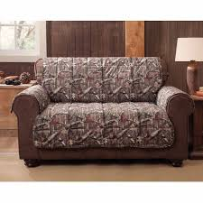 sofa and love seat covers mossy oak break up infinity sofa protector walmart com