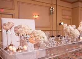wedding table decorations candle holders mermaid silver crystal candle holder centerpieces for wedding table