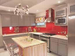 backsplash awesome kitchen backsplash red design ideas modern