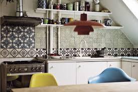 cuisine carreau ciment carreaux de ciment 17 idées déco originales une hirondelle