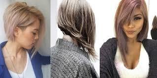 a symetrical haircuts stylish asymmetrical haircuts
