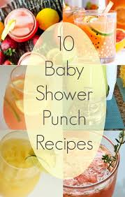 best baby shower the best baby shower drinks the typical