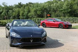 maserati granturismo sport interior first drive 2018 maserati granturismo and grancabrio u2013 move ten
