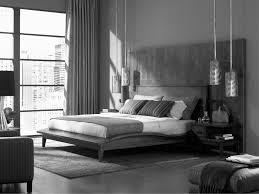 grey wallpaper light bedroom walls black and white home decor gray