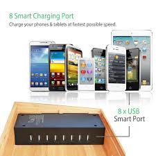 avantree 14a 100w multiple desktop charging station powerplant