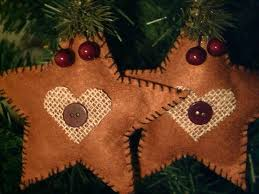 country style tree country decorations to make