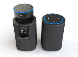 save 10usd on the vaux cordless home speaker for amazon echo dot