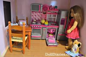 Dollhouse Bed For Girls by My Girls Dollhouse For 18 U2033 Dolls Review Doll Diaries