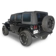 4 door jeep wrangler top fortec inc jeep canvas mopar top 07 up 4 door