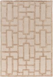 ivory rugs modern rug arise awrs 2135 ivory geometric rug area rugs