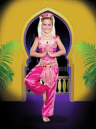 Genie Halloween Costume Cute Dream Genie Bewitched Gypsy Children