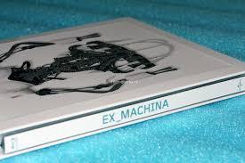 ex machina blu ray steelbook filmarena collection fullslip