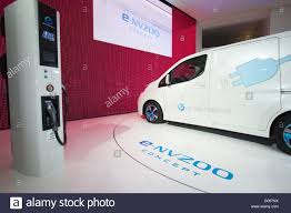 concept van nissan e nv200 electric concept van the international for