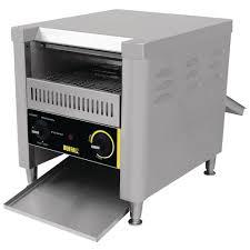 Commercial Conveyor Toaster Buffalo Double Slice Conveyor Toaster From Buffalo