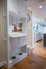 Pinterest Country Kitchen Ideas Dream by Command Center With A Pet Station This Would Be A Must In My