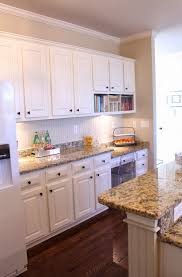 Kitchen Cabinets With White Appliances by Kitchen With White Cabinets And White Appliances Home Design Ideas