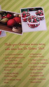 six sisters stuff 12 days of christmas book review u0026 give away