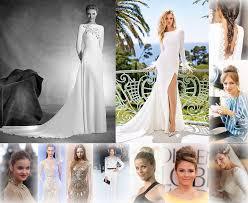hairstyles for boat neckline un peinado para cada vestido de novia