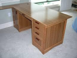 Office Table U Shape Design Handmade Modular Home Office Desk U0026 Credenza By Tony O U0027malley