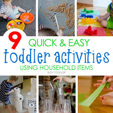 9 quick u0026 easy activities busy toddler