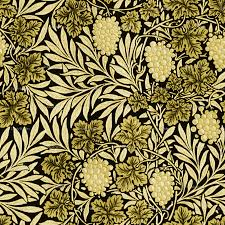 William Morris Wallpaper by William Morris Jungle Vines Spring Green Wallpaper