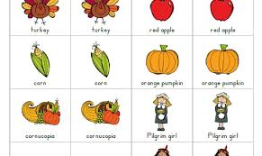 printable table for thanksgiving happy thanksgiving