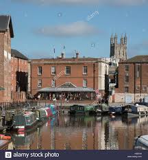 gloucester docks gloucestershire england uk the soldiers of