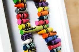 100 crayon letters template child drawing of alphabet font