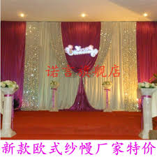 wedding backdrop on stage wedding stage decoration with price stage decoration for barat