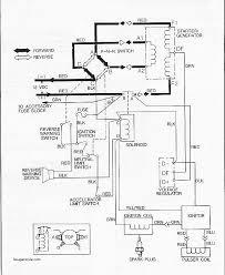 ezgo wiring diagram gas golf cart wiring diagram 2000 ez