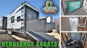 Colorado how to winterize a travel trailer images 2018 forest river vengeance 348a13 v133 toy hauler fifth wheel jpg