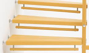 offene treppe schlieãÿen kindersicherheit bei treppen treppenmeister