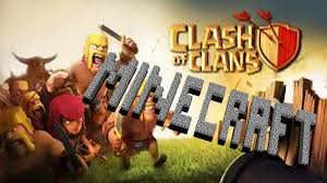 wallpapers clash of clans pocket clash of clans in minecraft server new youtube