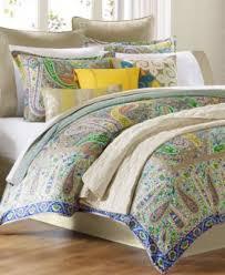Paisley Comforters Teen Bedding Discount Echo Gramercy Paisley Comforter Set