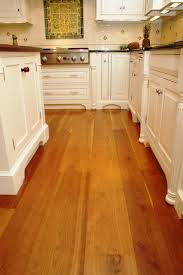 the floor planks shown in this photo range from 6 to 10 inches