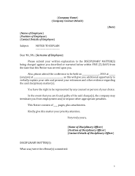 Explanation Letter Due To Negligence notice to explain sle form notice