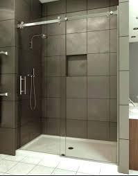 Framed Vs Frameless Shower Door Sliding Shower Doors Ifckr Space