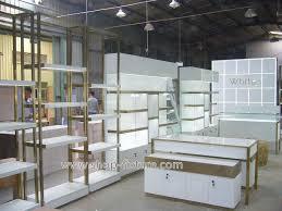 shoe store fixtures for shoe store decoration design mall kiosks