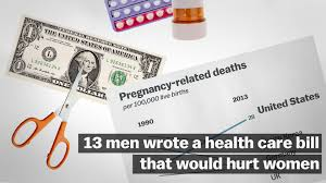 once again 13 men wrote a bill that u0027s bad for women u0027s health vox