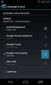 android keyboard with microphone no voice input button on keyboard android forums at