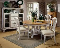 kitchen round white kitchen table with four chairs grey carpet