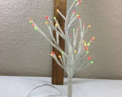 lighted tree etsy