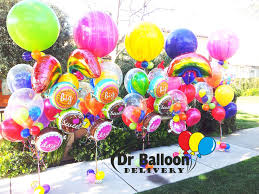 birthday balloon delivery los angeles pin by dr balloon delivery on birthday balloon bouquets