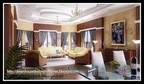 philippine dream house design dining living area