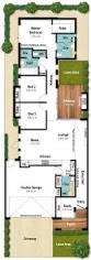 Narrow Cottage Plans Home Design Trend Narrow House Plans On Long Lot Good Car Amazing