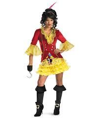 Peter Pan Halloween Costumes Adults Captain Hook Costume Peter Pan Disney Costumes