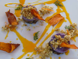 stage cuisine toulouse parmentier de canard vitelotte crumble d amandes sauce orange cours